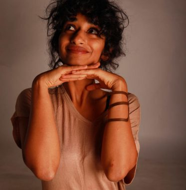 Eshna Kutty Hula Hoop Artist Smile